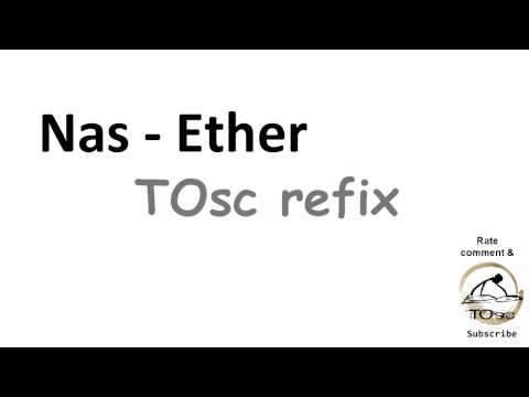 Nas - Ether (TOsc Refix) - YouTube