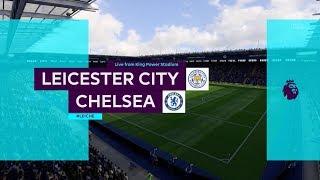 Leicester City vs Chelsea 0-0   Premier League - EPL   12.05.2019