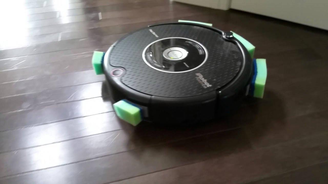 irobot-roomba_Roomba 595 Pet Series - No Damage Upgrade - YouTube
