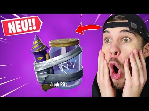 Der *NEUE* WURF RIFT KOMMT In FORTNITE!! | Fortnite Battle Royale Live