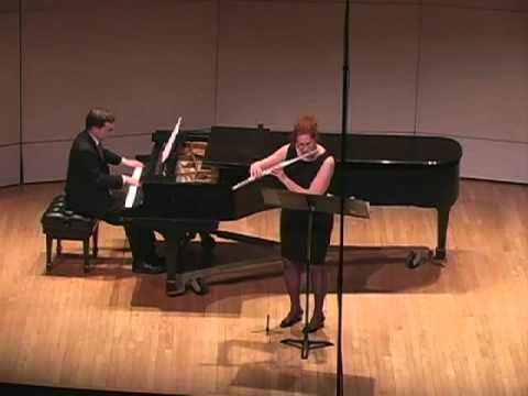 Lili Boulanger - Nocturne for Flute and Piano-H.264 for Video Podcasting.mov