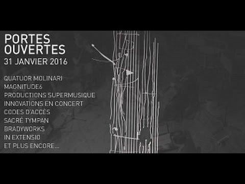 Le Vivier Numérique - Journée Portes Ouvertes 2016 - Événement complet