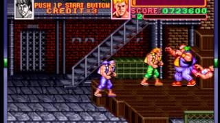 Super Double Dragon - Super Double Dragon (SNES / Super Nintendo) -Playthrough- Vizzed.com GamePlay - User video