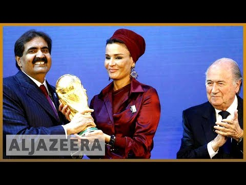 🇶🇦 Lobbying firm offered to have Qatar's 2022 World Cup cancelled l Al Jazeera English