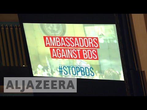 Israel Hosts Anti-BDS UN Summit