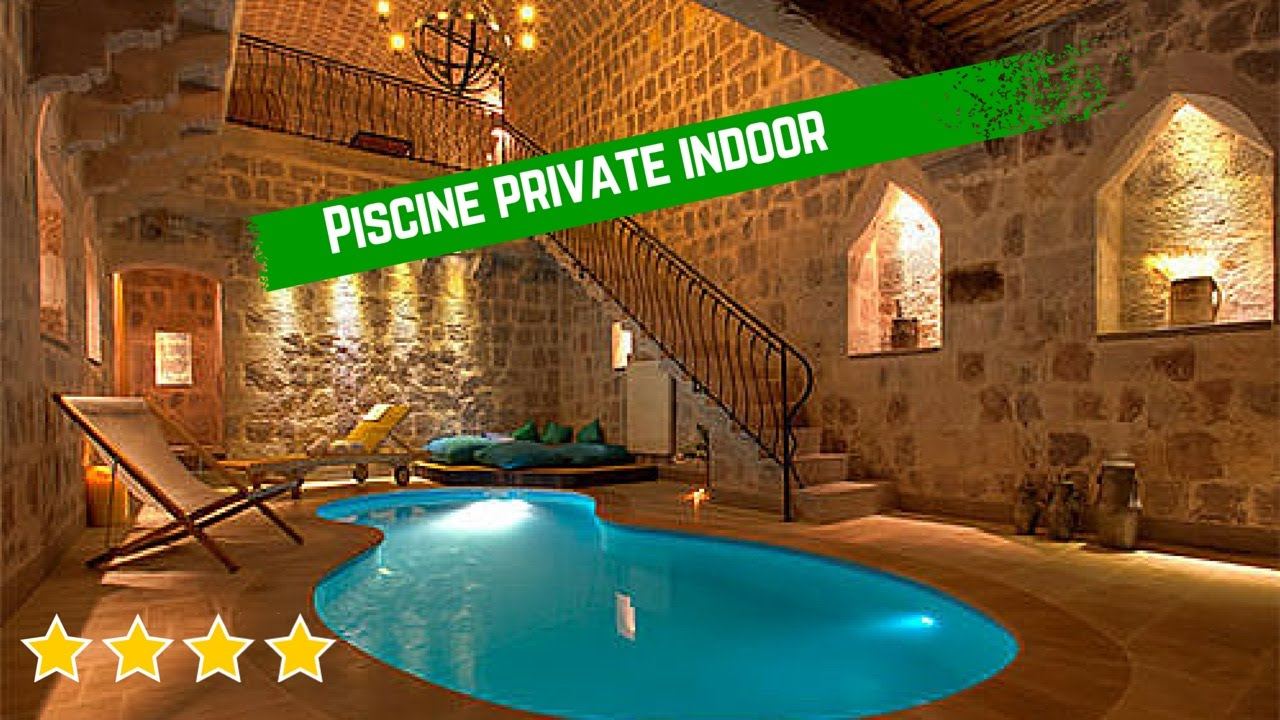 Piscine lussuose private indoor youtube for How to build an indoor pool