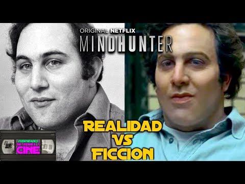 Mindhunter temporada 2 -Historias reales de los asesinos en la serie
