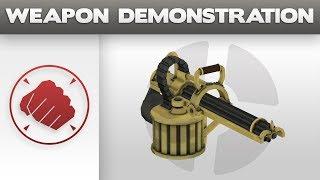 Team Fortress 2 Оружие — Латунный монстр