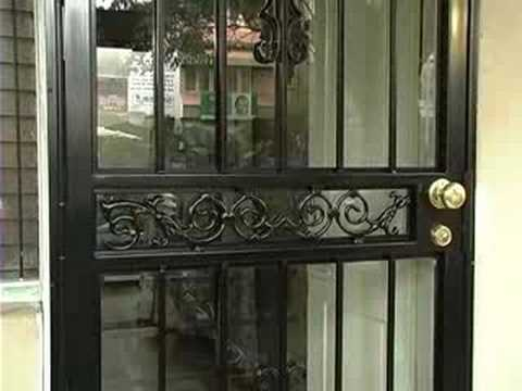 Marvelous Steel Storm Doors