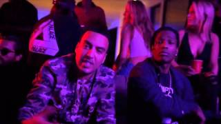 French Montana Feat. A$AP Rocky - Off The Rip (Remix) Official Music Video