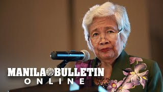 Briones denies partnership with OVP to conduct face-to-face session