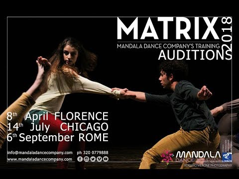 Showcase_MATRIX Mandala Dance