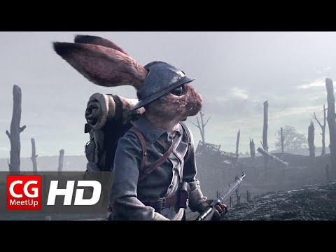 "CGI 3D Animation Short Film HD ""POILUS"" by ISART DIGITAL 