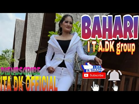 Turu Ning Pawon voc ITA DK-Live Show BAHARI Desa Tangkil