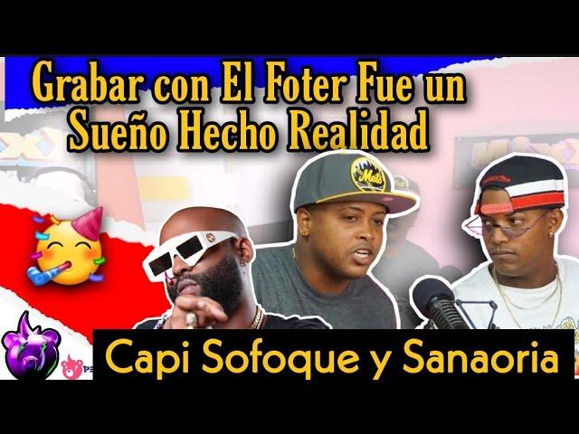 CAPI SOFOQUE  Y SANAORIA, Dos Hermanos Que luchan por un mismo Sueño, LA MUSICA