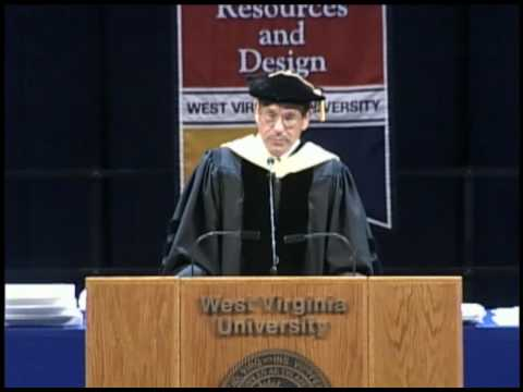 WVU Commencement 2010: Davis College of Agriculture, Natural Resources and Design