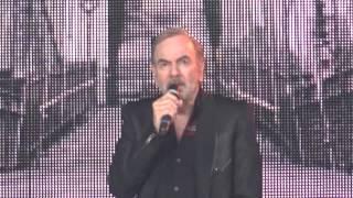 Neil Diamond Brooklyn Roads Blackpool Stadium 23 July 2015