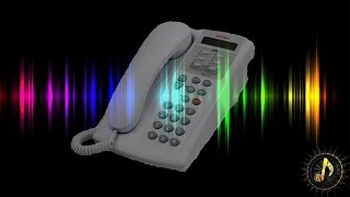 Office Phone Ring Sound Effect