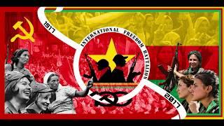 Ekim devriminin 100. yılını Rakka'dan selamlıyoruz