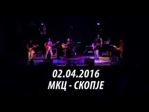 Pink Floyd project Macedonia live @MKC-skopje