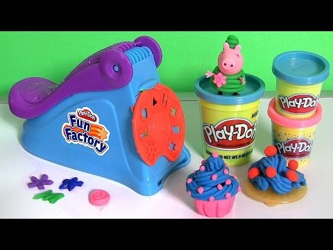 Play Doh Spin 'n Store Fun Factory Machine 50th Birthday Edition Fábrica Loca Le Serpentin