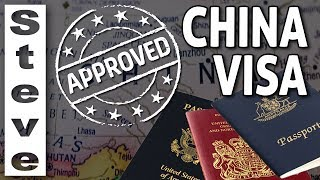 HOW TO GET A CHINESE VISA IN VIETNAM - Visit China ????