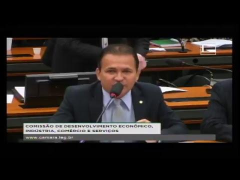 DESENVOLV. ECONÔMICO, INDÚSTRIA, COMÉRCIO E SERV. - Reunião Deliberativa - 19/04/2017 - 10:10