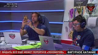 100% Футбола. Василий Уткин и Александр Мостовой. 19.07.18
