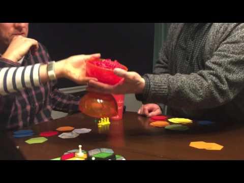 How Do You Diabolo During Game Night? | KickFire Diabolos | Diabolo Tricks | Chinese YoYo Tricks