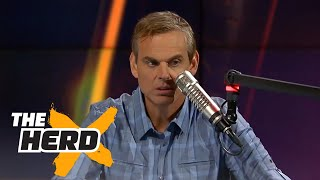 Donald Trump and Tom Brady are friends | THE HERD