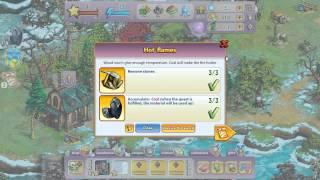 Forbidden Garden - gameplay