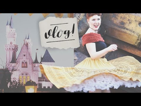 Disneyland, My Meetup & Vintage Shopping! || Come With Me: California!