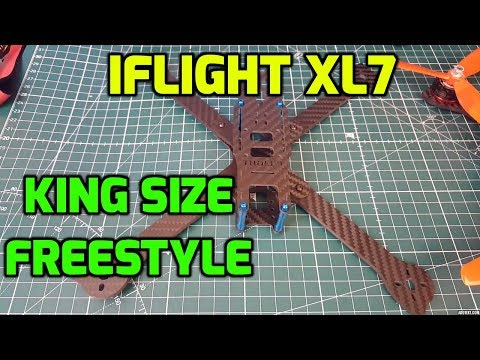 iFlight XL7 7 inch Frame // Overview