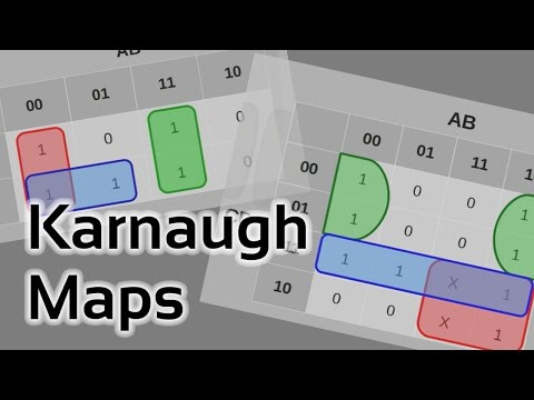 Karnaugh Maps & Logic Circuit Design!