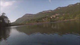 carbon z avec gopro au lac de saint jean de chevelu