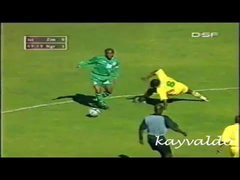 Jay Jay Okocha vs Zimbabwe thumbnail