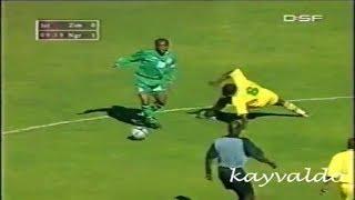 Jay Jay Okocha vs Zimbabwe