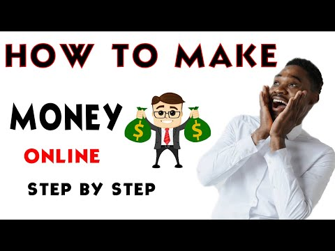 How To Make Money Online In Ghana - Step by Step
