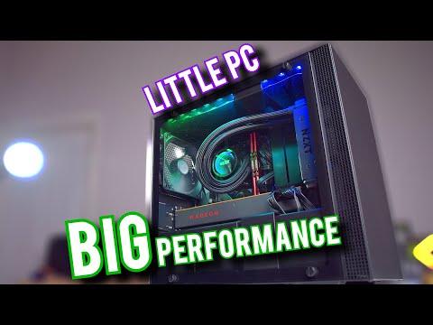 Downsize UPGRADE! AMD Ryzen 5 3600/RX 5700 Build [$1300]