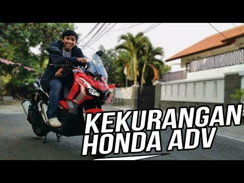 5 Kekurangan Honda ADV 150 dan Kelebihannya Setelah 1 Bulan
