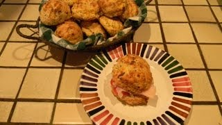 How to make Bacon Cheddar Biscuits