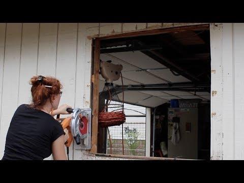 Replacing Garage Windows