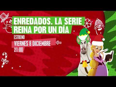 Disney Channel HD Spain - Christmas Adverts 2017 [King Of TV Sat]