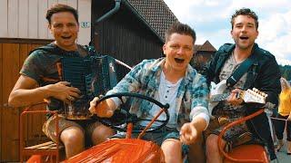 Dorfrocker - Hurra das ganze Dorf ist da (Offizielles Video)