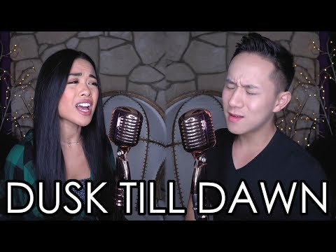 DUSK TILL DAWN - Zayn ft. Sia | Jason Chen x Jules Aurora