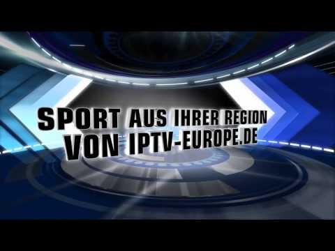 Sportnachrichten Intro von IPTV-Europe