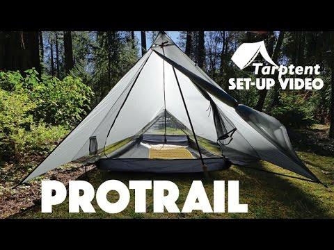 Tarptent ProTrail Setup