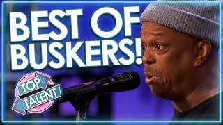 TOP Busker Auditions From Around The World! | Top Talent
