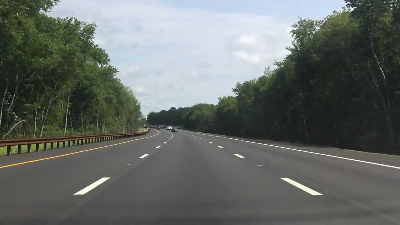 Garden state parkway exits 63 to 74 northbound youtube for Watch garden state online free
