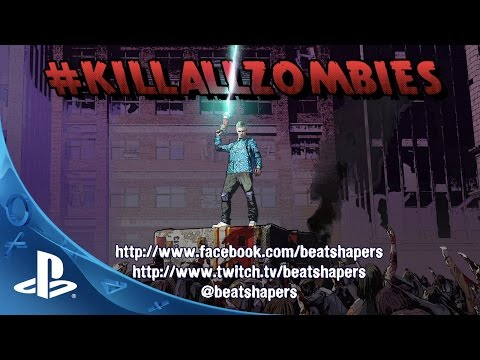 : #KILLALLZOMBIES Announce Trailer | PS4